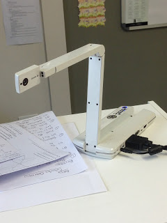 Document camera – the best tool ever