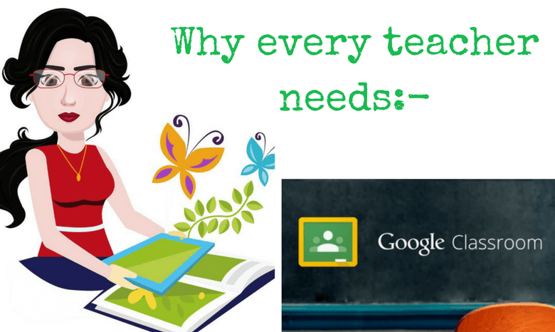 What do you do with Google Classroom?