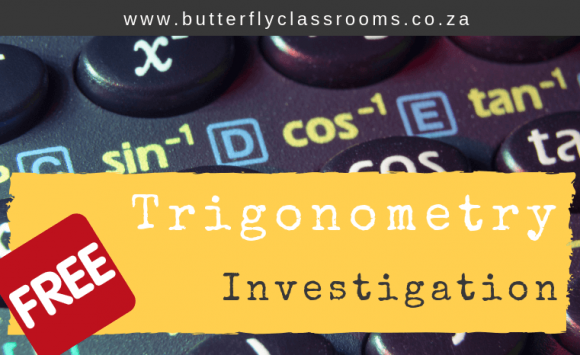 Trigonometry investigation