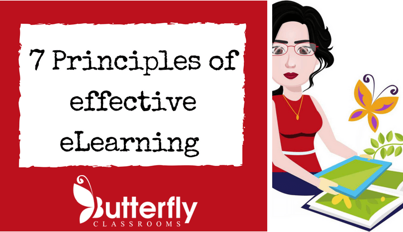 7 Principles of successful eLearning