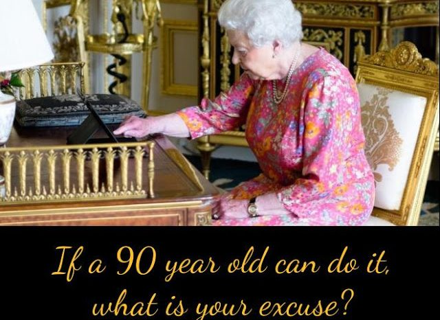 Age is never an excuse