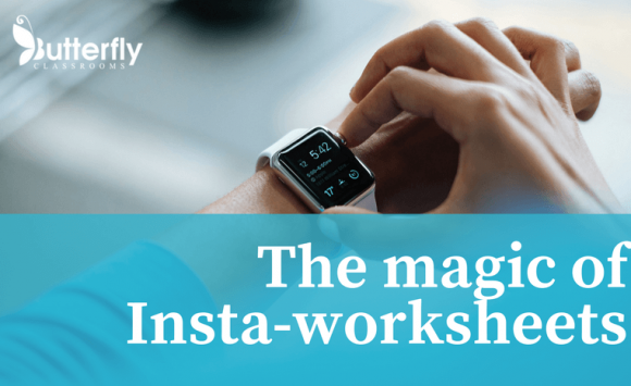 The magic of Instaworksheets