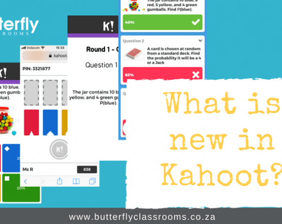 What's new at Kahoot?