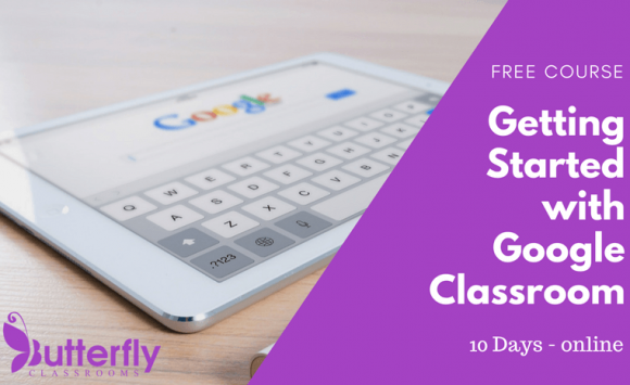 Online Course: Getting Started with Google Classroom