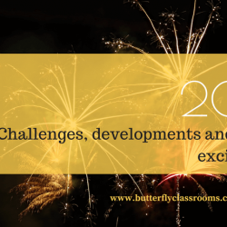 2018 – Exciting new challenges