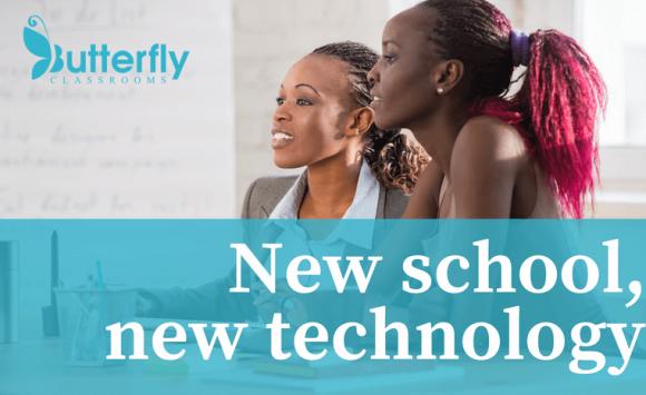 New School, New Technology