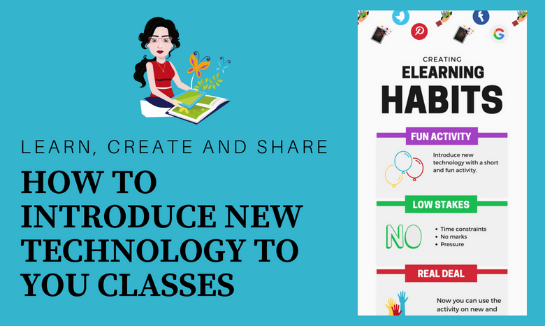 eLearning: Creating new habits