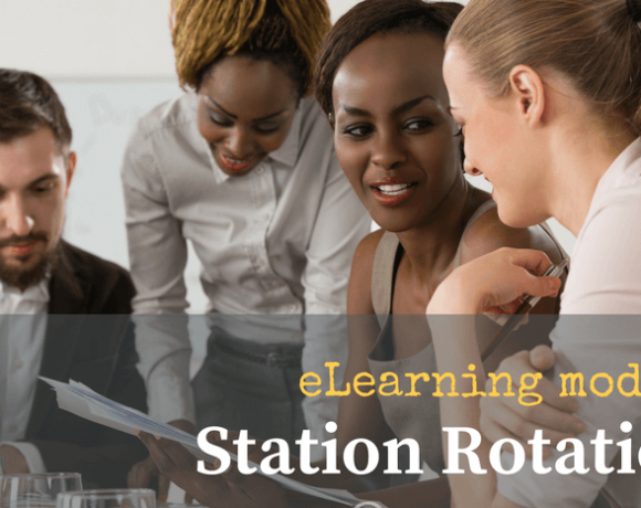 eLearning: Station rotation model