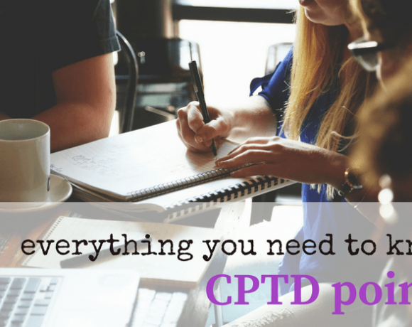 Everything you need to know about CPTD points