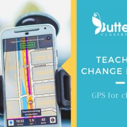 Teacher Change Frame – GPS of change