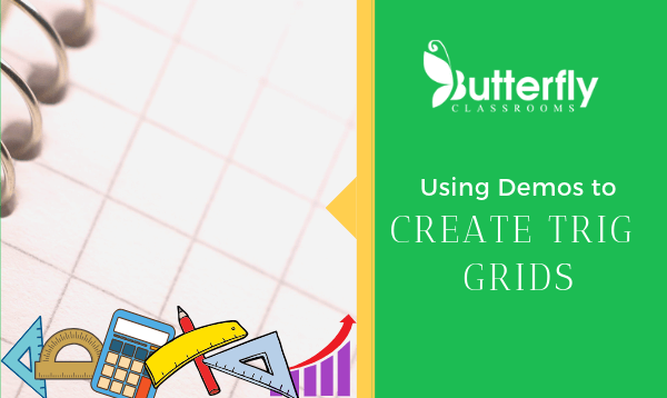 How to create custom Trig grids in Desmos